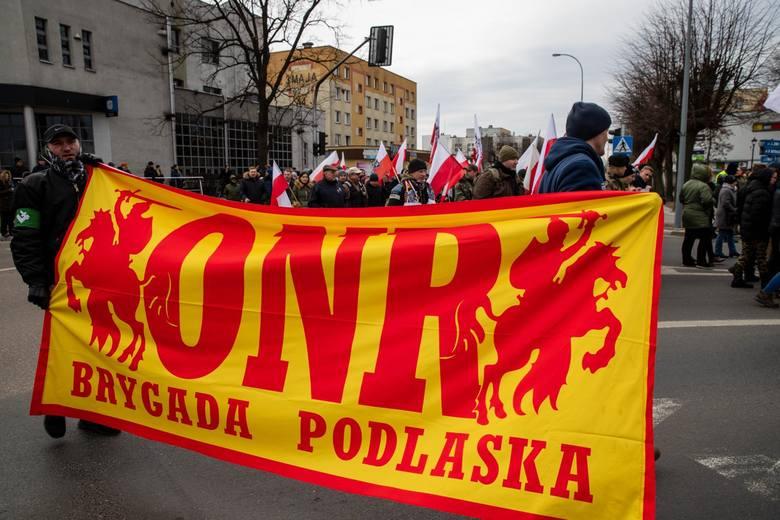 Hajnowski marsz przyciąga co roku kilkuset uczestników, ale i przeciwników. W 2019 r. członkowie Komitetu Obrony Demokracji i obywatele RP usiłowali