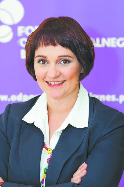 Kryzys jest wręcz probierzem, które firmy traktują CSR jako kwiatek do kożucha, a dla których jest to coś ważnego - ocenia Mirella Panek-Owsiańską, prezeska