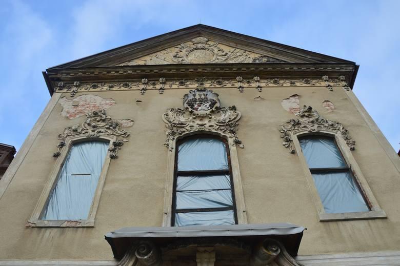 Fundacja Pałac Bojadła stara się odnowić zabytkową posiadłość
