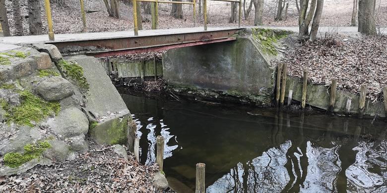 Mały mostek blokuje rozwój turystyk w Choszcznie. Senator interweniuje na prośbę przedsiębiorców