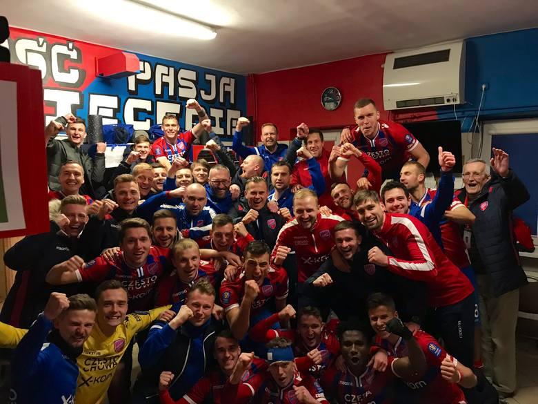 Sensacja! Raków Częstochowa - Legia Warszawa 2:1 Sensacja w Częstochowie! Obrońca Pucharu Polski wyeliminowany