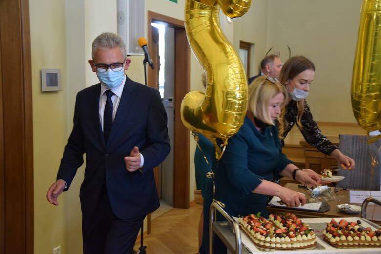 20. urodziny Uniwersytetu Zielonogórskiegp