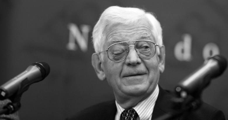 Nie żyje Zdzisław Najder, były dyrektor Radia Wolna Europa. Miał 90 lat