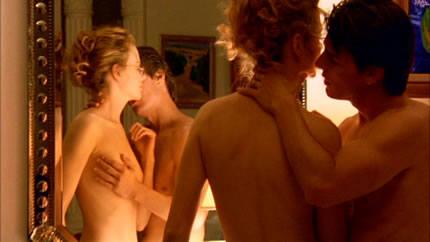 Oczy szeroko zamknięte (Eyes Wide Shut), 1999Reż. Stanley KubrickAktorzy: Nicole Kidman i Tom Cruise