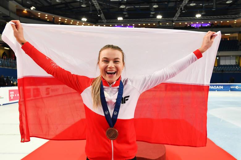 Natalia Maliszewska wyjeżdża z Debreczyna bardzo zadowolona
