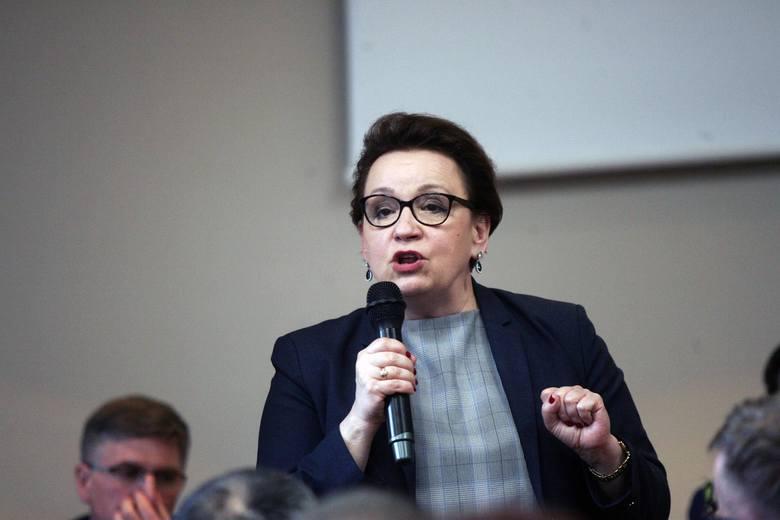 Anna Zalewska (PiS) - 28 661 głosów Opolan.