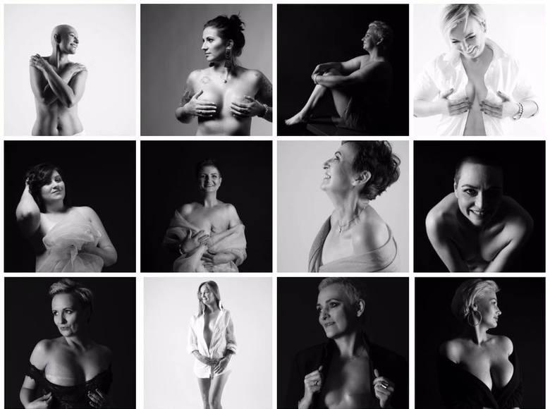 #PomacajSie - to kampania społeczna mająca na celu zwrócenie uwagi na znaczenie samobadania we wczesnym wykrywaniu raka piersi oraz pokazująca siłę i