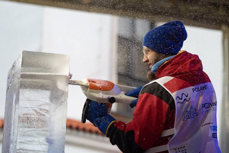 W Poznaniu w weekend trwa Poznań Ice Festival 2019, czyli lodowe święto na Starym Rynku. Podczas dwóch konkurencji: Speed Ice Carving oraz Konkursu Głównego