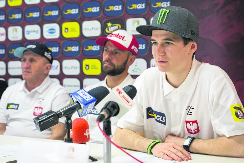 Marek Cieślak, Piotr Protasiewicz i Patryk Dudek
