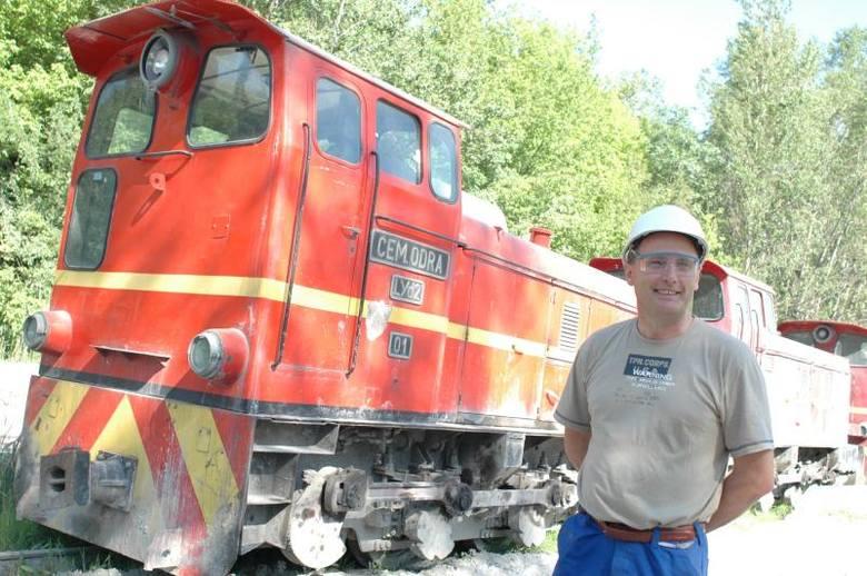 - Jedną z lokomotyw przekażemy na coroczną licytację, organizowaną przez Wielką Orkiestrę Świątecznej Pomocy -  mówi Mirosław Świerczyna, kierownik kopalni