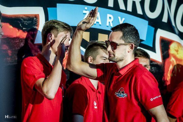 Koszykarze z Żar szykują się do rozgrywek drugiej ligi. Drużyna B C Swiss Krono została już skompletowana i oficjalnie zaprezentowana kibicom podczas