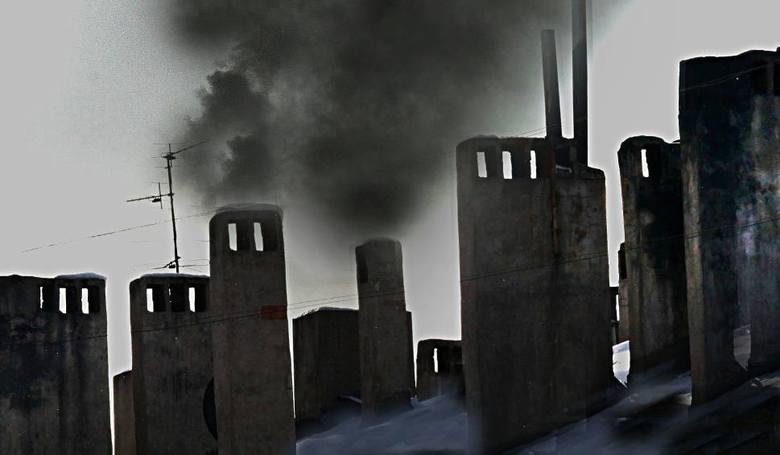 Smog w Łódzkiem. Zobacz TOP 10 najbardziej zanieczyszczonych miast w regionie