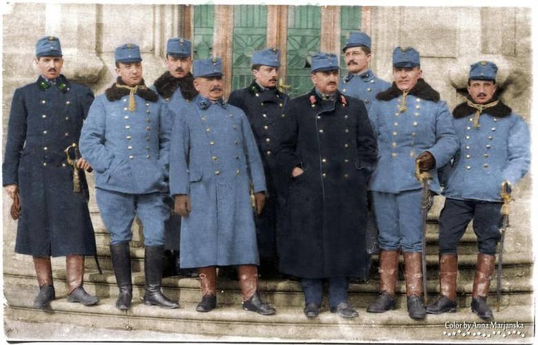 Mieszkańców ziemi oświęcimskiej 100 lat temu poruszyło przybycie Józefa Piłsudskiego i legionistów