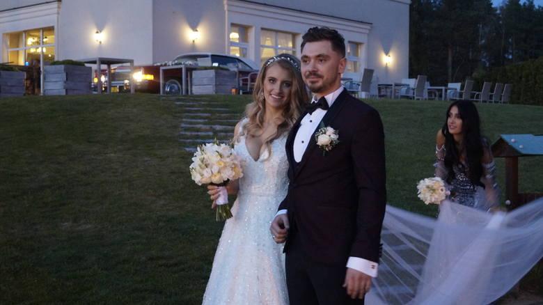 Wesele Daniela Martyniuka i Eweliny Golczyńskiej