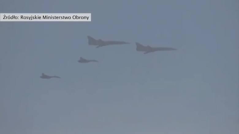Rosja intensyfikuje naloty na Państwo Islamskie w Syrii. Odwet za atak na samolot w Egipcie [VIDEO]