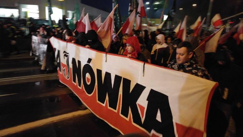 II Hajnowski Marsz Pamięci Żołnierzy Wyklętych [NA ŻYWO]