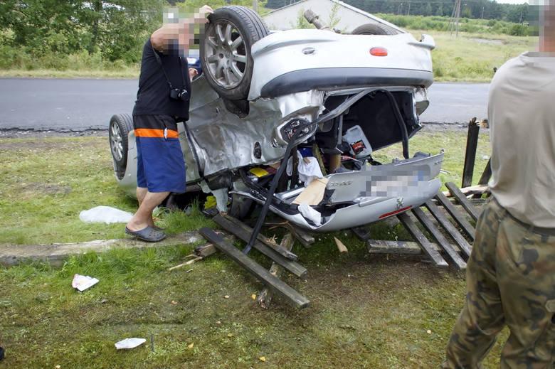 We wtorek przed godziną 14. doszło do poważnego wypadku w Żelkowie (gmina Główczyce). Kobieta odwieziona została do szpitala. Ze wstępnych informacji