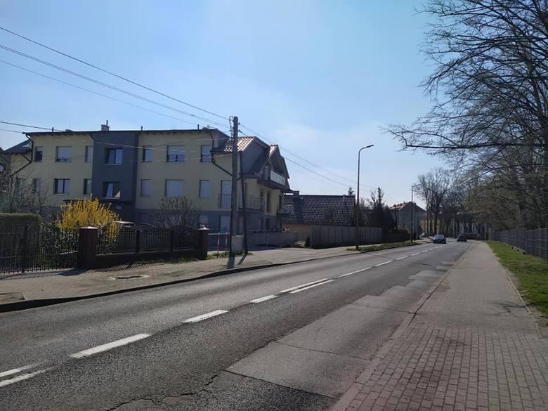 Drogowcy będą remontować około 500-metrowy odcinek ul. Domańskiego