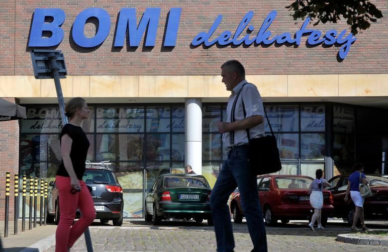 BOMIPolska sieć supermarketów delikatesowych, była notowana na Giełdzie Papierów Wartościowych w Warszawie. Siedziba zarządu znajdowała się w Gdyni.