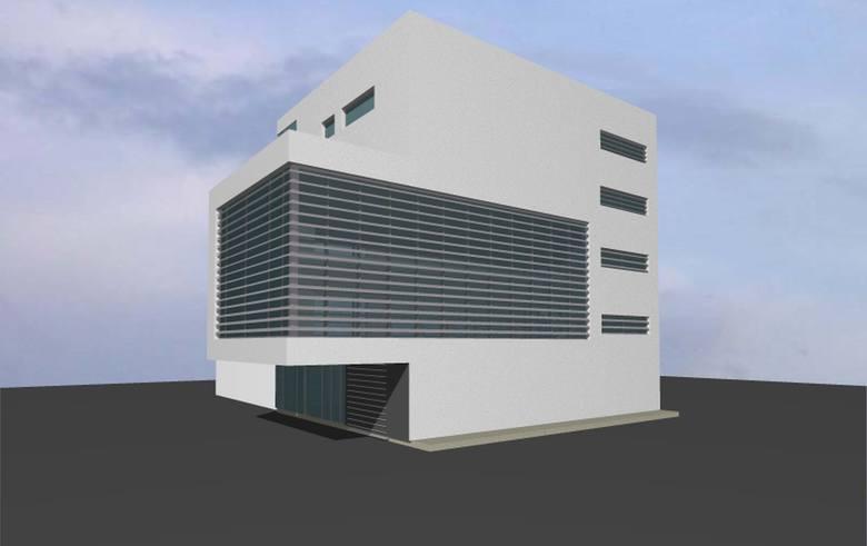 Tak ma wyglądać Centrum Edukacji i Rozwoju w Medycynie przy szpitalu Vital Medic w Kluczborku. Centrum medyczne ma zostać zbudowane do 2019 roku.