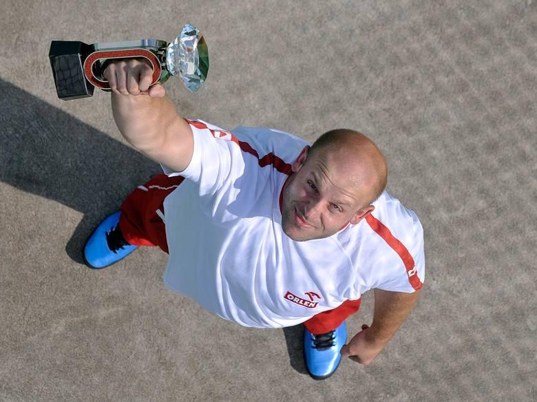 Piotr Małachowski z diamentem. To do dziś jedyny polski lekkoatleta, który wywalczył to cenne trofeum. Cenne i pomocne.