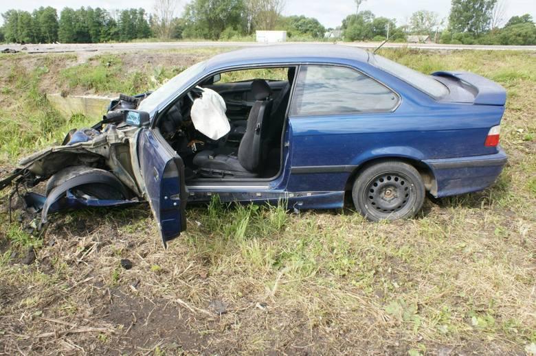 Doszło do zderzenia pojazdów.