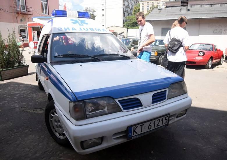 Kultowe auta PRL-u (i nie tylko) na Wystawie przy Pietrynie