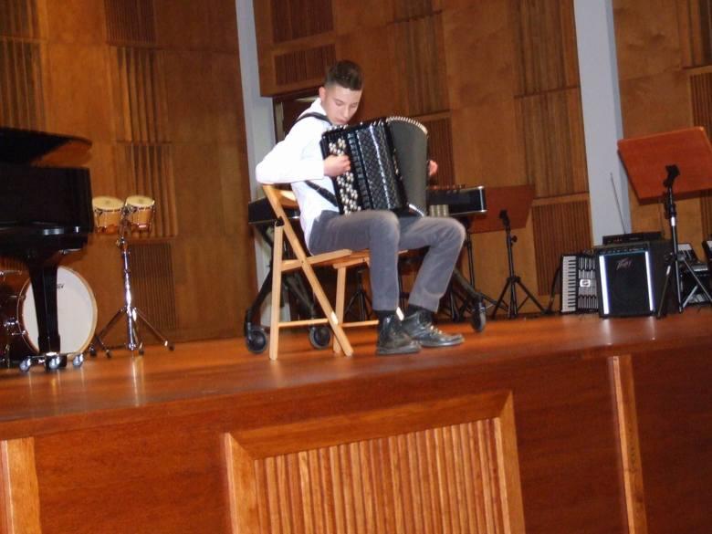 Koncert karnawałowy zorganizowano w Państwowej Szkole Muzycznej I st. im G. G. Gorczyckiego w Chełmnie. Uczniowie zaprezentowali to, czego uczą się podczas