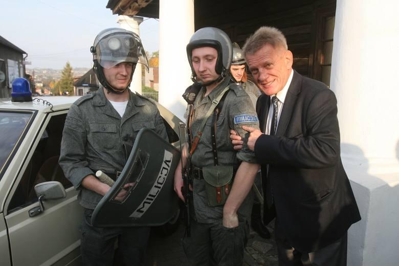 Nie żyje Bronisław Cieślak, Słynny porucznik Borewicz. Miał 77 lat