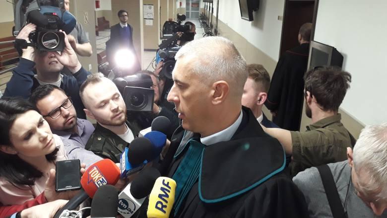 Mecenas Roman Giertych o decyzji sądu.