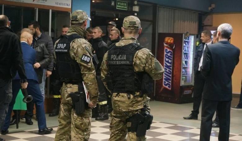 Prokuratura Okręgowa w Gliwicach wszczęła śledztwo ws. 40-letniego Aleksandra Cz. z Bytomia, który został zatrzymany w Piekarach Śląskich przed wizyta