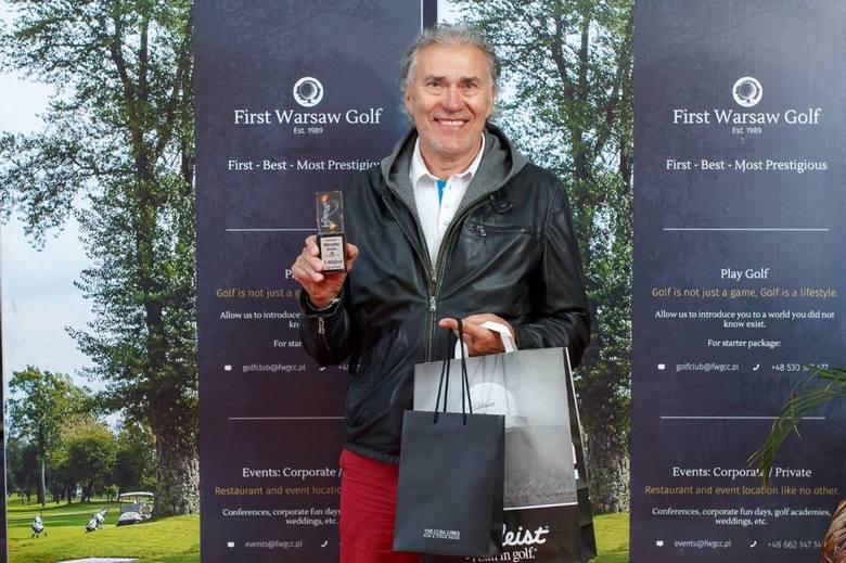 Jerzy Janowicz wygrał turniej o Mistrzostwo First Warsaw Golf 2020