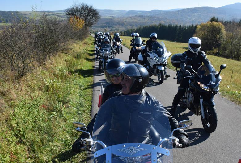 Motocykliści, nie tylko z Podkarpacia, zjechali w niedzielę (14 bm.) do Pustelni Św. Jana z Dukli w Trzcianie. Już po raz dziesiąty odbyło się tam Beskidzkie