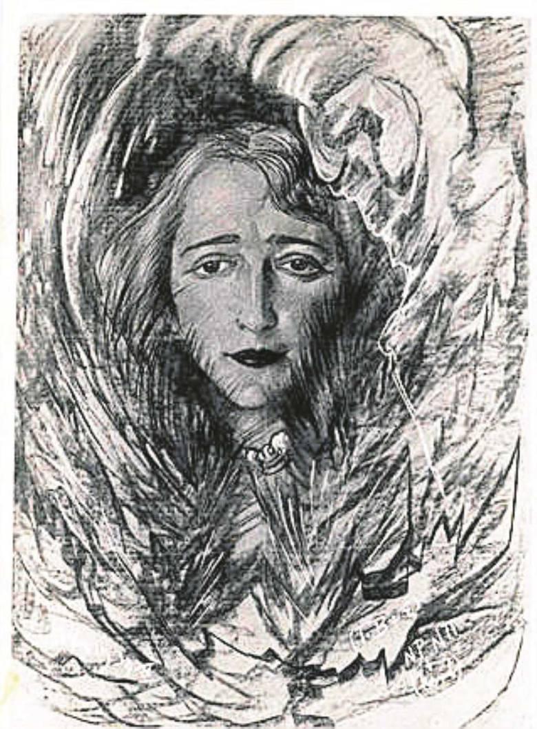 Portret Heleny Maciak
