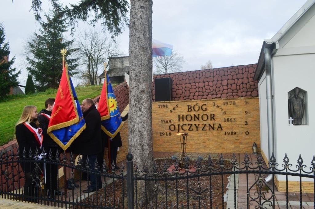 a28169011f Sołectwo Dolany wraz z Lokalnym Centrum Patriotycznym tradycyjnie od kilku  lat przygotowuje obywatelskie uroczystości z okazji Święta Niepodległości.