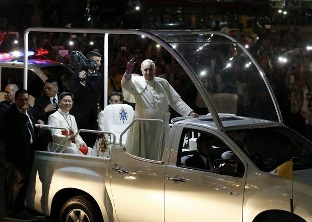 Światowe Dni Młodzieży. Takim autem będzie jeżdził papież Franciszek