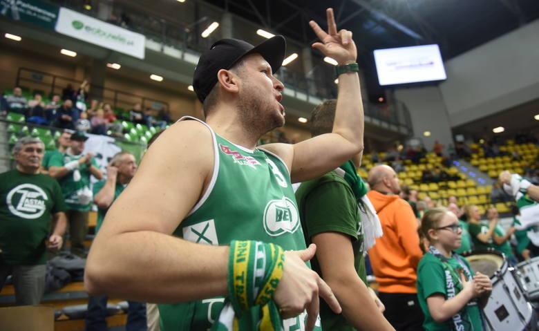 """Koszykarze Stelmetu Enei BC Zielona Góra zawsze mogą liczyć na swoich kibiców, którzy w hali CRS """"grają"""" razem z nimi w każdym meczu. Tym razem"""
