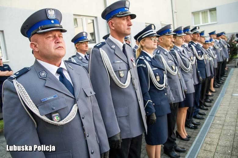 19 lipca w dniu Wojewódzkich i Miejskich Obchodów Święta Policji lubuscy mundurowi oddali hołd polskim funkcjonariuszom pomordowanym 79 lat temu. W 1940