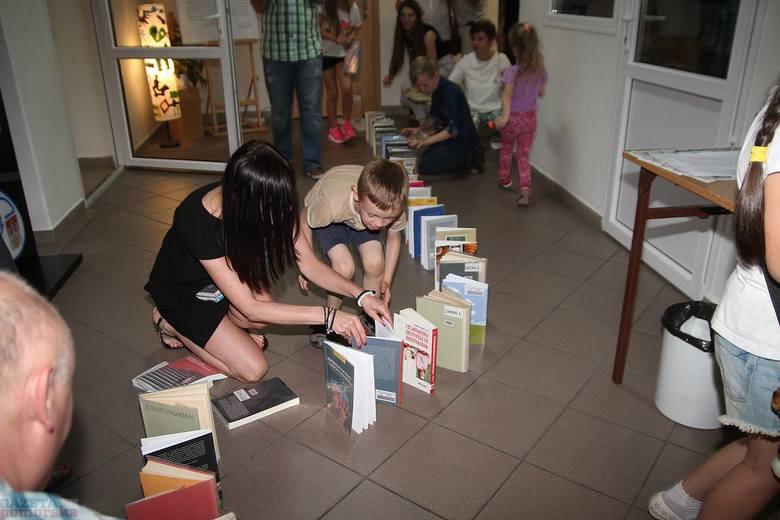 Niezwykła Noc Bibliotek we Włocławku,