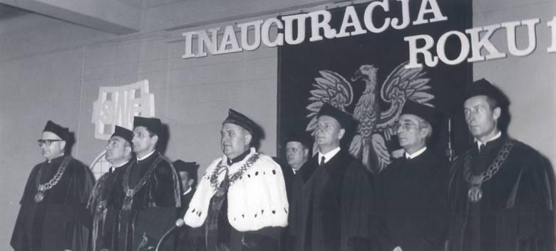 Wyższa Szkoła Ekonomiczna we Wrocławiu - inauguracja roku akademickiego