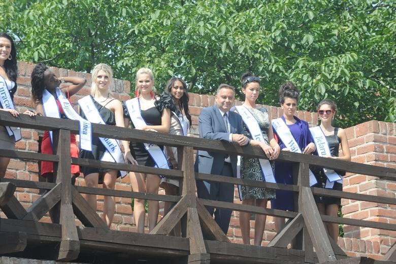 Miss Supranational 2011. Kandydatki w Opolu. Miss Supranational 2011. Piekne kandydatki z calego świata odwiedzily dzisiaj Opole.  3. gala Miss Supranational