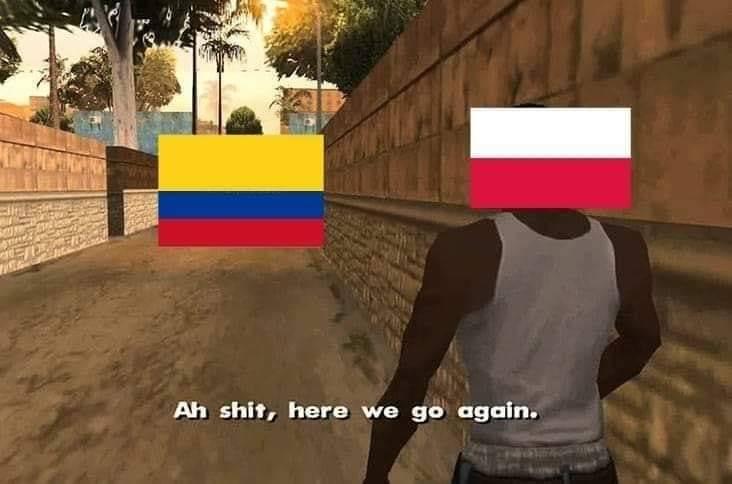Memy po meczu Polska - Kolumbia 0:2. Znowu oni i jeszcze ten Angulo! [GALERIA]