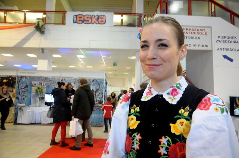 Moda i trendy ślubne 2015 zaprezentowano na Targach Ślubnych w Krakowie