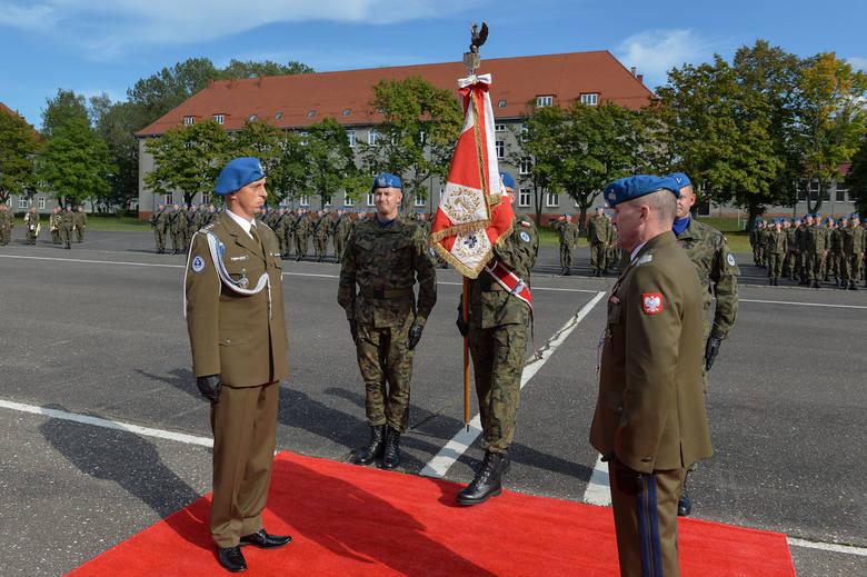 Nowy dowódca 7. Brygady Obrony Wybrzeża w Słupsku