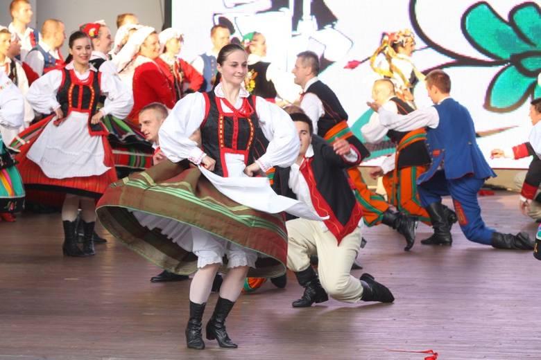 Jubileuszowy koncert zespołu Opole w opolskim amfiteatrze.