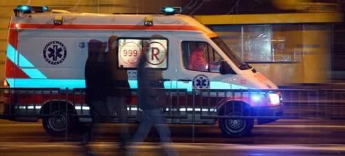 Pijany kierowca włocławskiego ambulansu wiózł siedmioro pasażerów
