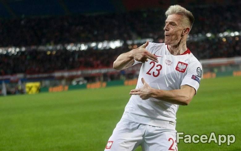 Jak będą wyglądać reprezentanci Polski za 50 lat?