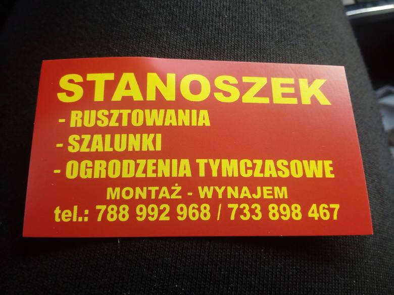 Firma Handlowo Usługowa Stanoszek