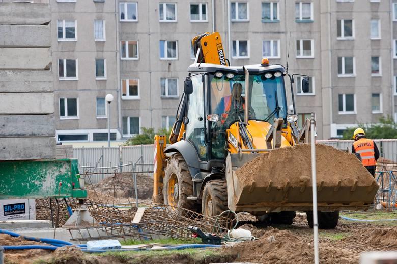 Ukraińcy budowa