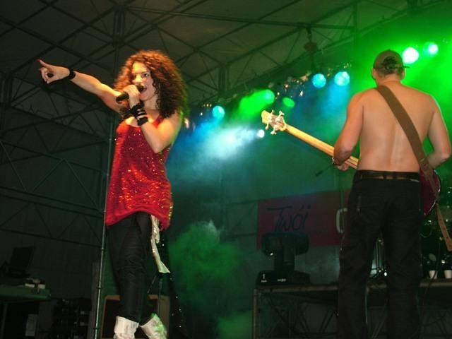 Gwiazdą w Wąsewie będzie rockowy zespół Farba